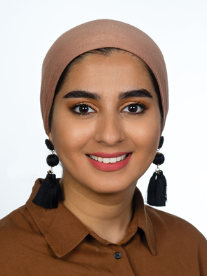Porträt: Mahsa Alizadeh